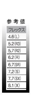 クレイジーフレックス表